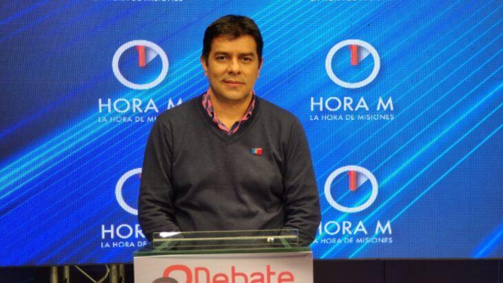 """""""Para la renovación fue una elección histórica en Posadas, porque se superó un techo de porcentaje al que no se llegaba hace muchos años"""", sostuvo el concejal electo Horacio Martínez"""