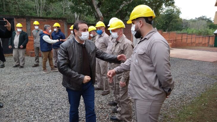 Herrera Ahuad participó de la inauguración de un nuevo módulo de la Cooperativa de Aguas Puras de Puerto Rico que duplicará su capacidad de potabilización