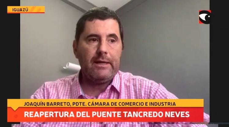 El anuncio de la apertura del puente ya genera oferta laboral en Puerto Iguazú