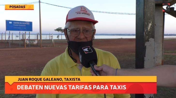 Debaten nuevas tarifas para taxis